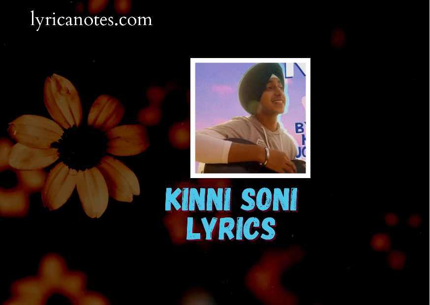 Kinni Soni